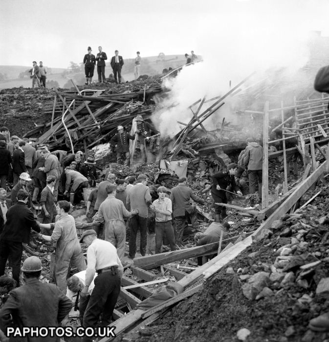 Aberfan Disaster 1966- Mining Accident Database